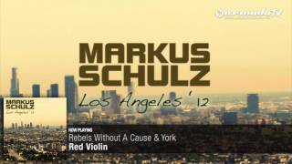 Rebels Without A Cause & York - Red Violin
