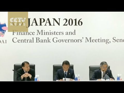 G7 meeting: Japan and US fail to narrow foreign exchange market gap