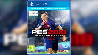 Video PES 2018 Soundtrack - Symphony - Clean Bandit download MP3, 3GP, MP4, WEBM, AVI, FLV April 2018