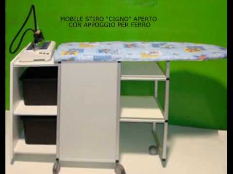 Elwatt mobili stiro youtube - Mobile asse da stiro ikea ...
