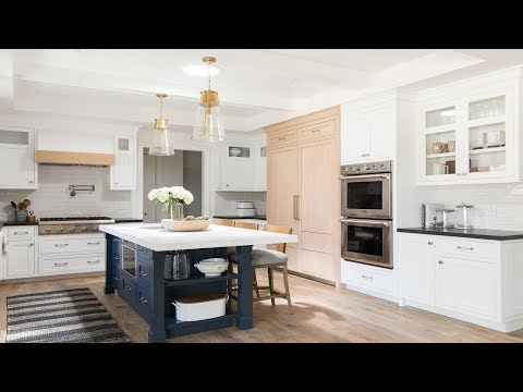 OC Ranch Remodel: Kitchen & Living Room Video Tour