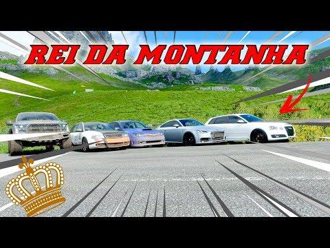 USEI MEU CARRO DA VIDA REAL NO REI DA MONTANHA - FORZA HORIZON 4 - GAMEPLAY ONLINE thumbnail