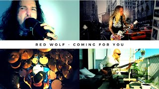 RED WOLF - Coming for You (official video)