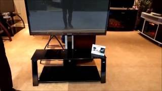 Bell'O TP4444 Triple Play TV Stand Product Overview