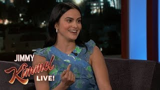 Camila Mendes on Riverdale, High School & Dining in the Dark