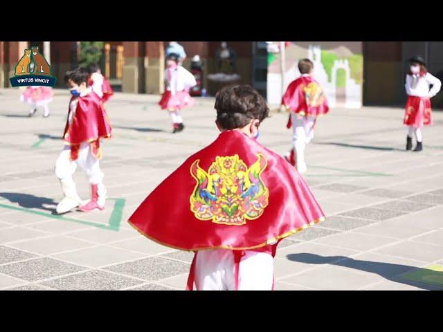 Bailes de Fiestas Patrias Educación Básica-2º Básicos Colegio Pumahue Chicureo
