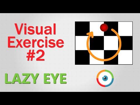 Lazy Eye Exercise #02