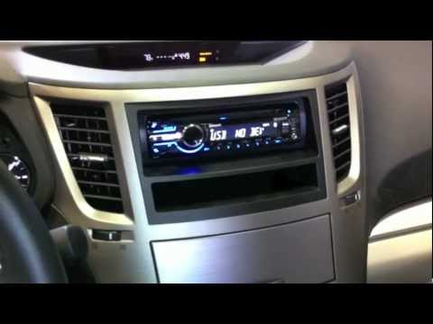 2012 Subaru Outback Youtube