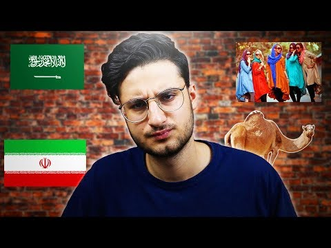 Are Iranians Arab? | 8 Stereotypes Iranians Hate