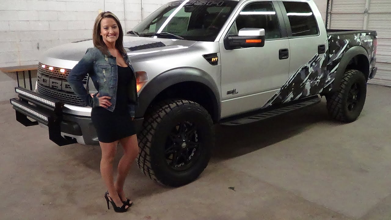 2013 Roush Raptor Special Edition Rogers Ford In Midland
