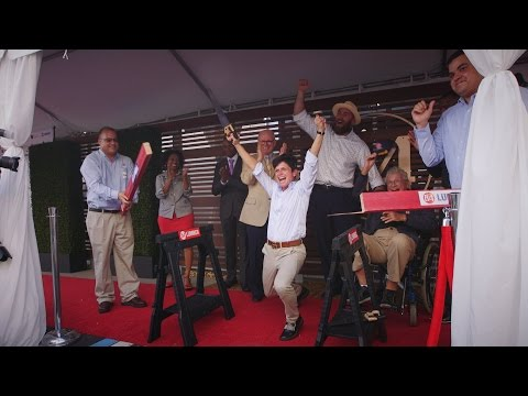 84 Lumber - West Palm Beach Grand Opening Celebration