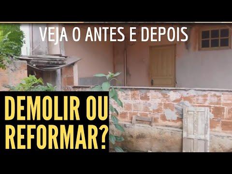 REFORMA COMPLETA E