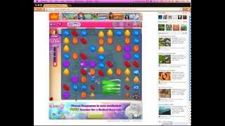 Candy Crush Saga Level 211 No Boosters