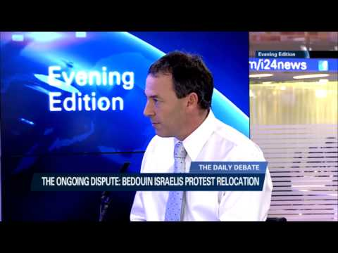 Debate with Deputy Spokesperson of the Israeli foreign ministry