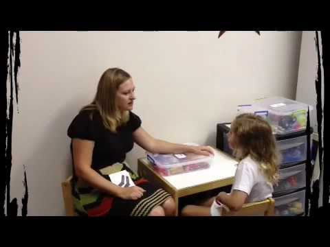 Speech Therapy Articulation Practice /s/ sound using Communi-kit