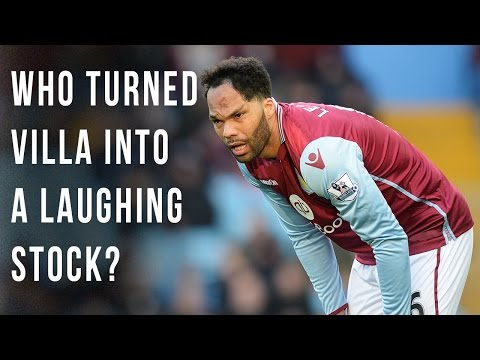 Who Turned Aston Villa Into A Laughing Stock?