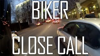 Biker Close Call + Spotted + Ducati Broken, Again!