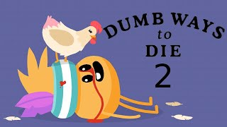 Dumb Ways To Die 2: The Games Funny Gameplay Part 1 (iOS/Android)