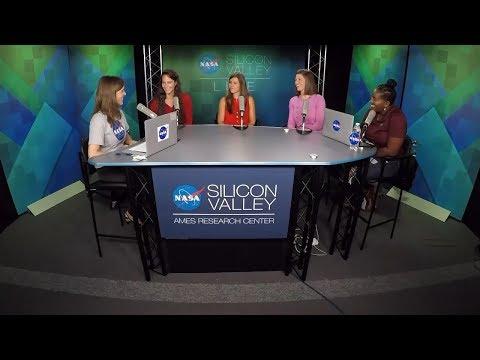 NASA in Silicon Valley Live - The Wonder Women of NASA