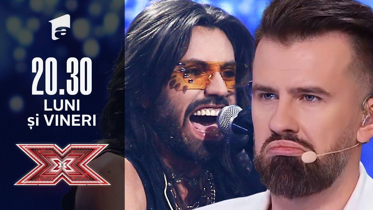 "Download Hania cântă piesa ""Come Together""(varianta Aerosmith) | Audiții | X Factor 2021"