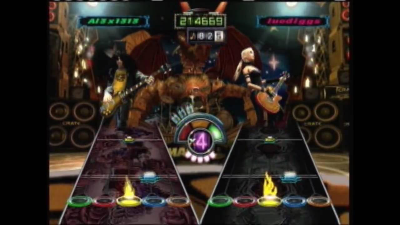 Guitar hero 3 one by metallica expert co op run in hd youtube - Guitar hero 3 hd ...
