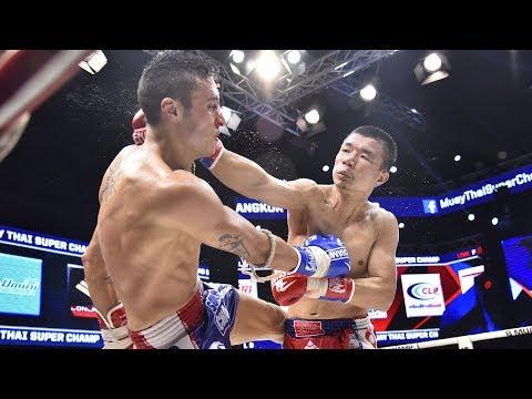 Muay Thai Super Champ - วันที่ 21 Apr 2019