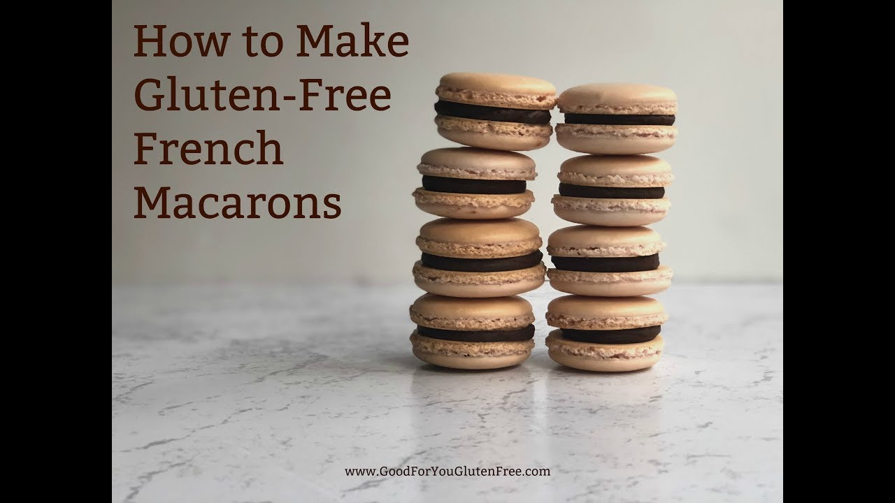 How to Make Gluten-Free French Macarons