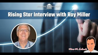 👨‍🏫 Rising Star Interview with Roy Miller