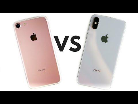 iPhone 7 vs iPhone X - Worth the Upgrade?