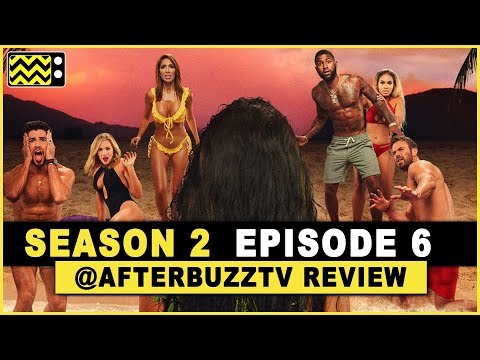 Chad Johnson & Nurys Mateo guest on Ex on the Beach Season 2 Episode 6 Review