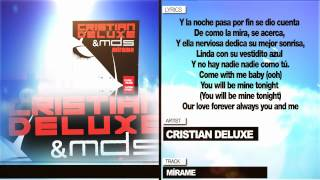 Watch Cristian Deluxe Mirame video