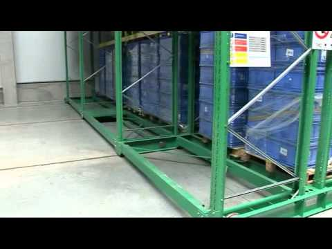 Mobile Rack Mobipal - Storage Equipment From Kredit