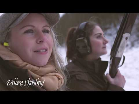 Driven Shooting's Ladies Day at Rievaulx Estate