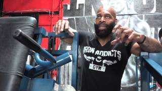 CT Fletcher As You\'ve Never Seen Him Before!