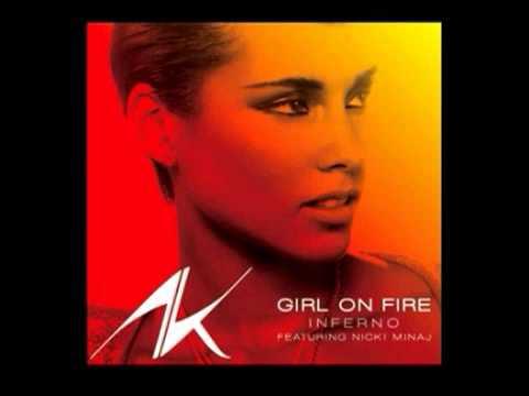 Girl On Fire (Inferno Version) Ft. Nicki Minaj - Alicia Keys