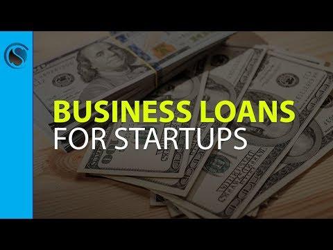 Business Loans For Startups