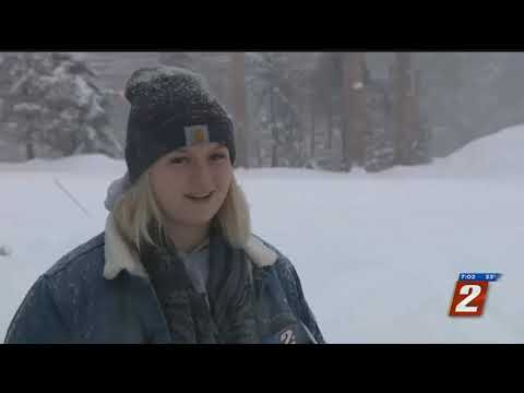 Snow In Truckee