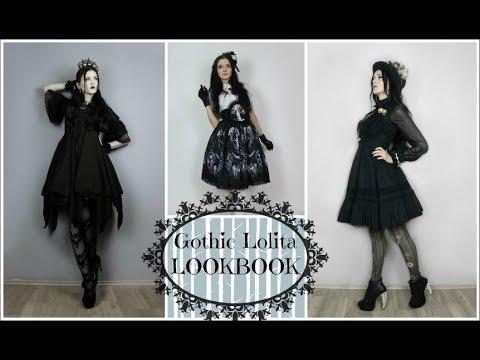 Gothic Lolita † LOOKBOOK † ft. Devilinspired