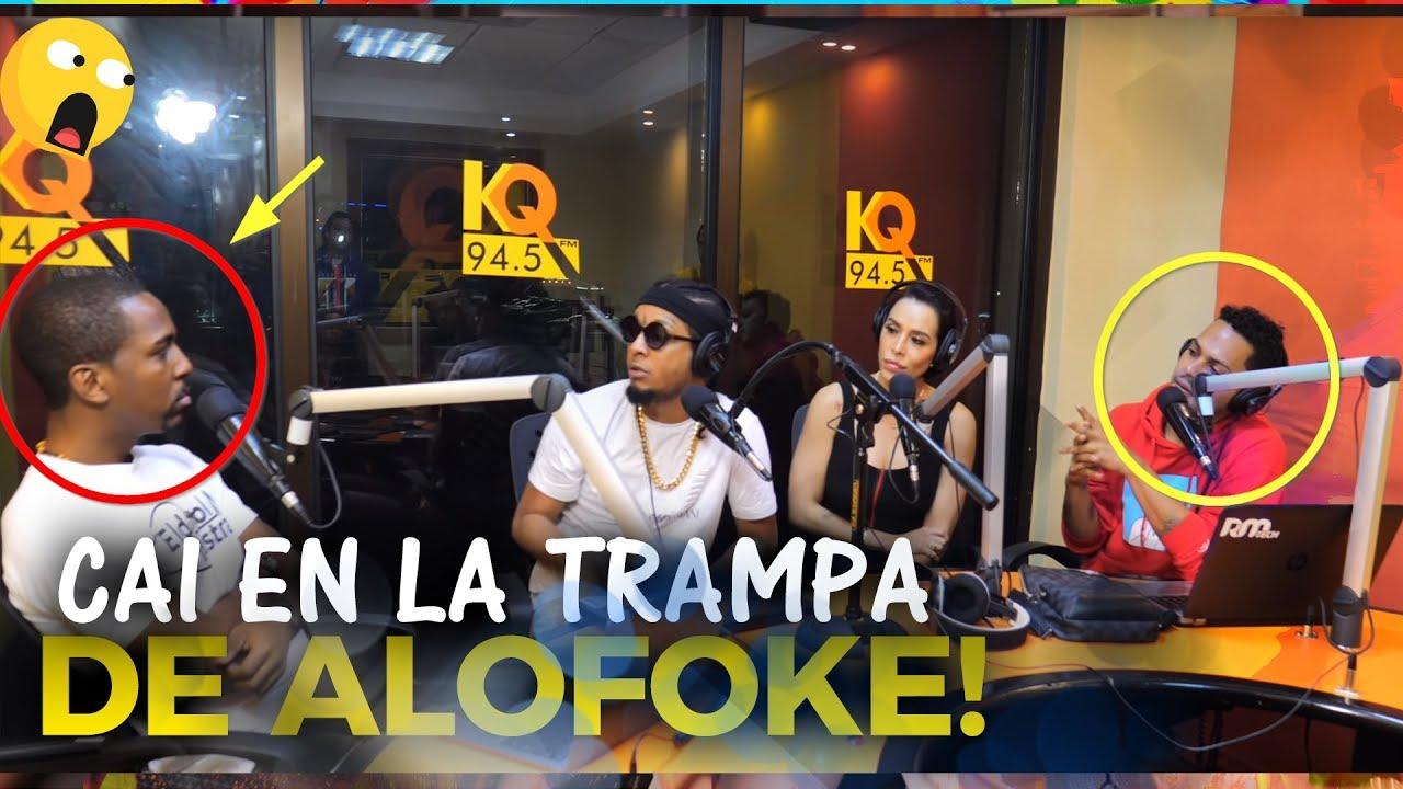 CAÍ EN LA TRAMPA DE ALOFOKE!! (Lio Pusho vs Lapiz) 2019