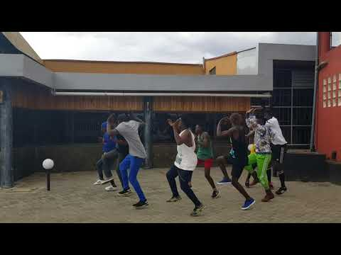 Tam Tam   Timmy Tdat & Otile Brown  (OFFICIAL VIDEO) DANCE COVER BY REDSPAXX AFRICA
