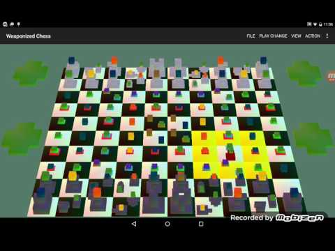 Weaponized Chess:chess+weapons  For Pc - Download For Windows 7,10 and Mac