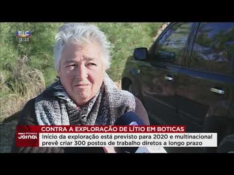 Habitantes de Covas do Barroso contra a exploração de lítio | 2019 | BOTICAS