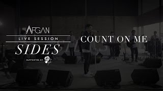 Afgan - Count On Me (Live) | Official Video