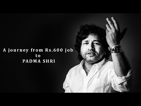 'F5 Storytellers': Kailash Kher, a journey from a modest job to Padma Shri (Part I)