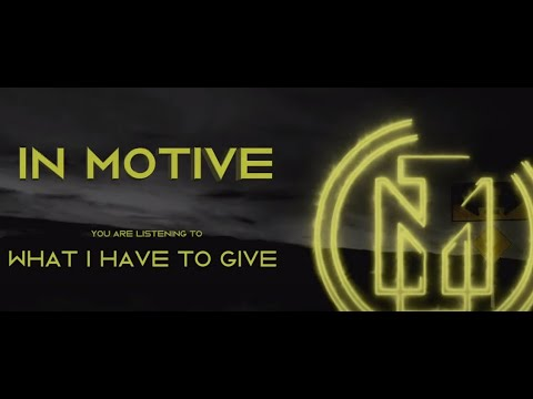 In Motive (Born Of Osiris/Blessthefall) release 2 new songs Start It Over and What I Have To Give