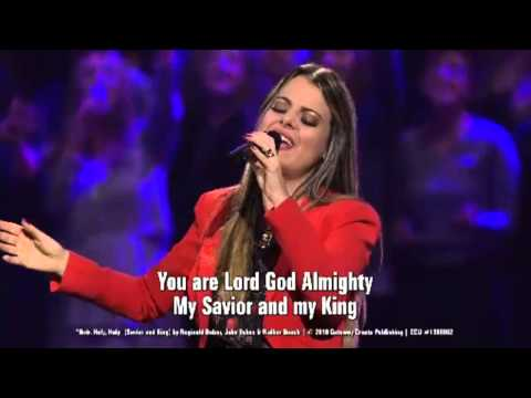 Holy, Holy, Holy (Savior & King) - Ana Paula Valadão e Gateway Worship