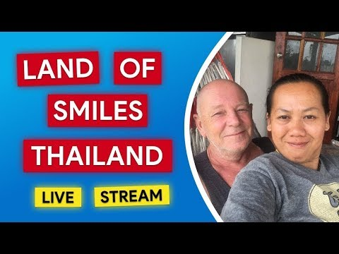 Thailand Livestream with Simon and Mem Back from Pattaya