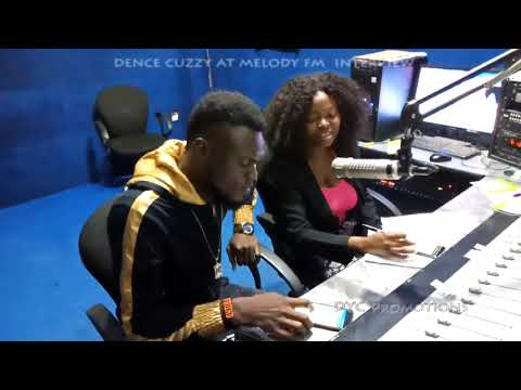 Melody FM Interview with Cuzzy (Teni is My Celebrity Crush) || DYC Promotions
