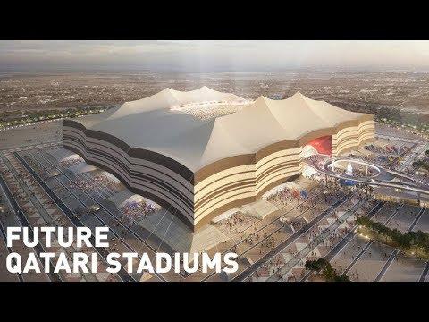 Qatar Future Stadiums / الملاعب المستقبلية في قطر
