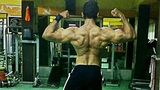 Back Workout for a Thick Back